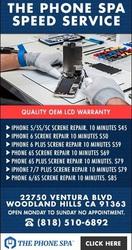 iPhone Screen Repair fast service