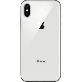 Apple iPhone X 256GB Silver-New-Original, U