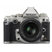 Nikon - Dƒ DSLR Camera with AF-S NIKKOR 50mm
